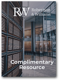 Complimentary Law Resource - Robertson and williams